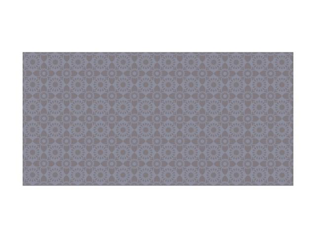 Płytka ścienna Piumetta Grys inserto A 29,5x59,5 Paradyż