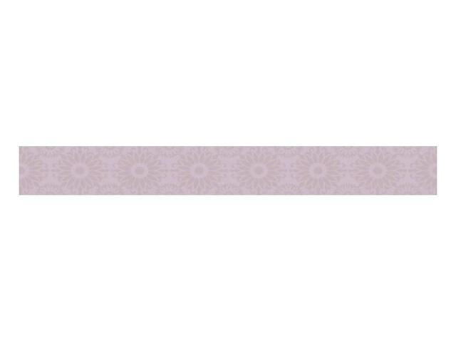 Płytka ścienna Piumetta Viola listwa drukowana A 7x59,5 Paradyż