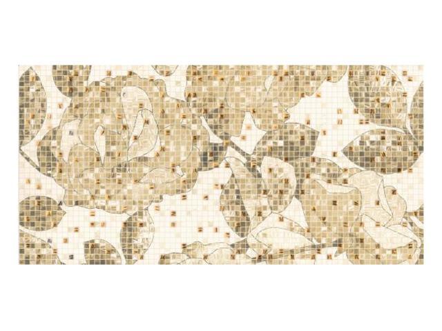 Płytka ścienna Genezo Bianco inserto A 29,5x59,5 Paradyż