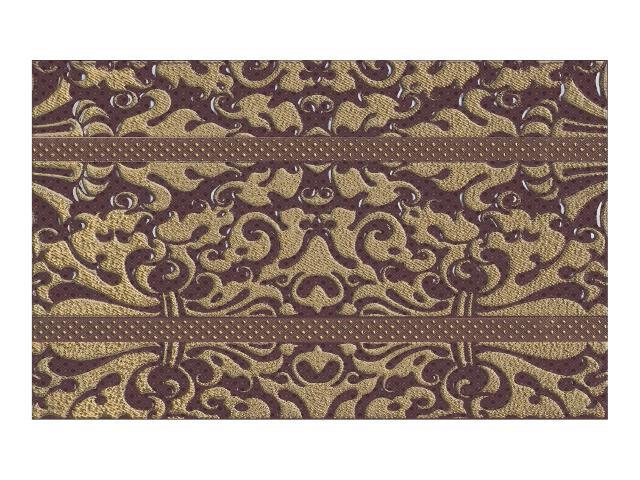 Płytka ścienna Kashmire Viola inserto 25x40 Paradyż