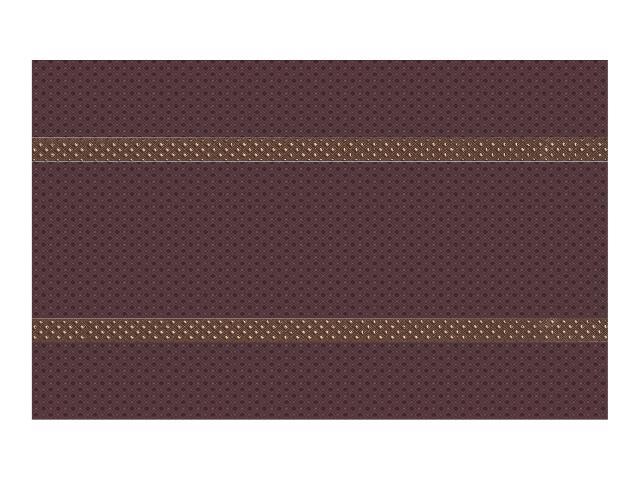 Płytka ścienna Kashmire Viola inserto paski 25x40 Paradyż
