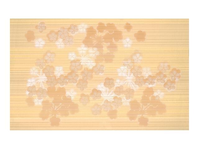 Płytka ścienna Melua Ochra Alfa Kwiat 25x40 Paradyż