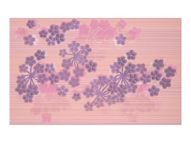 Płytka ścienna Melua Coral inserto drukowane 25x40 Paradyż
