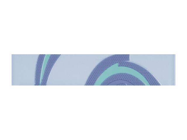 Płytka ścienna Fashion Azul listwa 4,8x25 Paradyż