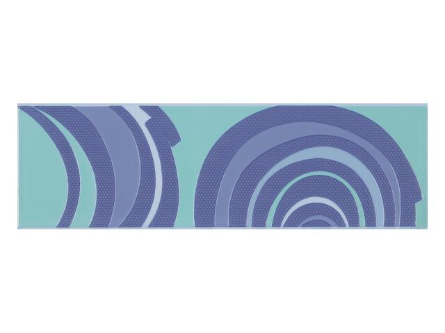 Płytka ścienna Fashion Viola listwa 12,4x40 Paradyż