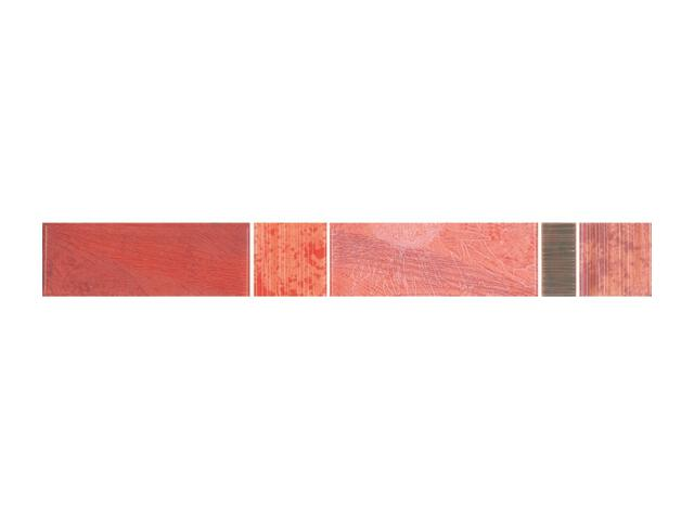Płytka ścienna Fashion Rosa listwa Murano 4,8x40 Paradyż