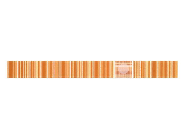 Płytka ścienna Concert Orange listwa 4x40 Paradyż