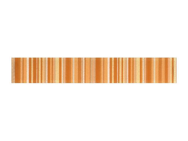 Płytka ścienna Concert Orange listwa 4x25 Paradyż
