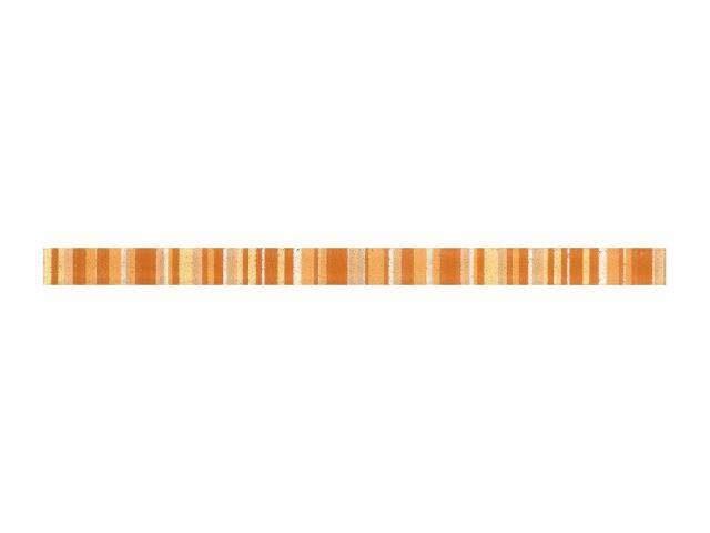 Płytka ścienna Concert Orange listwa 1,5x25 Paradyż