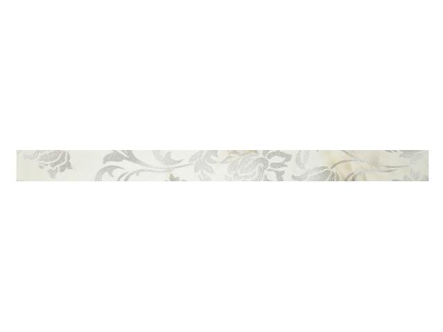 Płytka ścienna Carrara Beige Tapeta listwa 4,5x60 Polcolorit