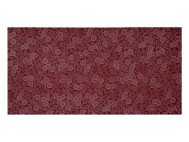 Płytka ścienna Charme Bordo 25x50 Polcolorit