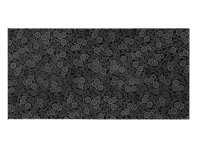 Płytka ścienna Charme Nero 25x50 Polcolorit