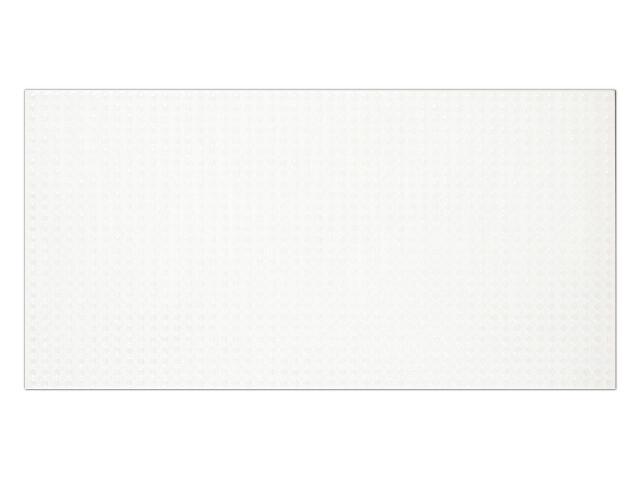 Płytka ścienna Ecco Bianco dekor 25x50 Polcolorit