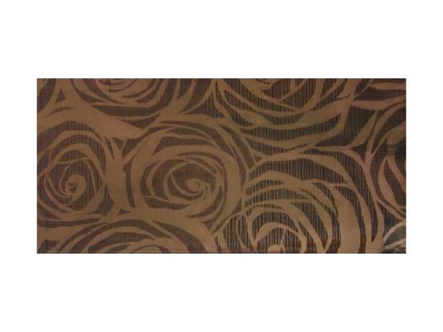 Płytka ścienna Elegante Marrone Róże 30x60 Polcolorit