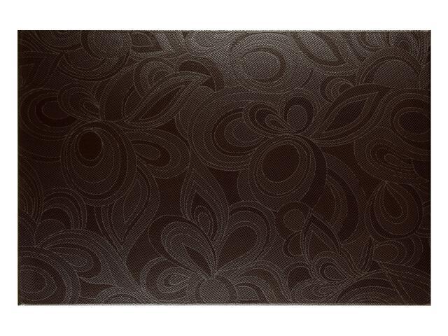 Płytka ścienna Flowers Marron 33,3x50 Polcolorit