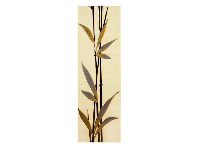 Płytka ścienna Gardenia Beige Bambus listwa 16,2x50 Polcolorit