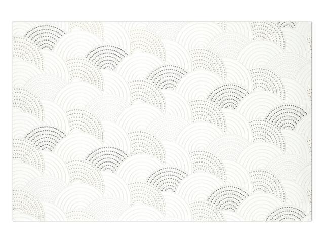 Płytka ścienna Nuvole Bianco dekor 33,3x50 Polcolorit
