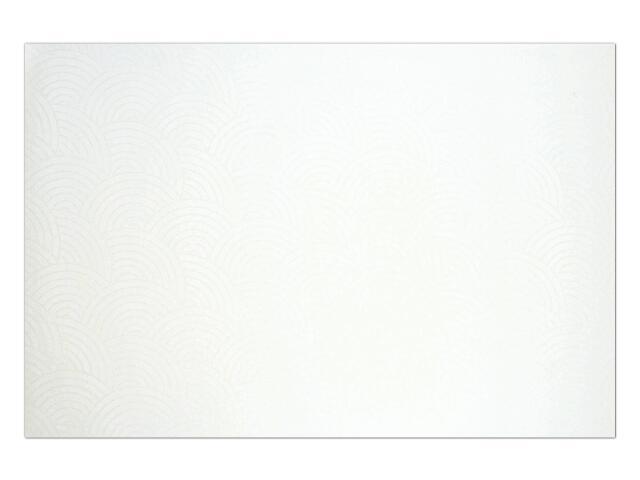 Płytka ścienna Nuvole Bianco 33,3x50 Polcolorit
