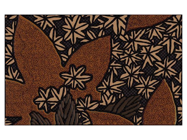 Płytka ścienna Artable Brown inserto drukowane A 25x40 Paradyż
