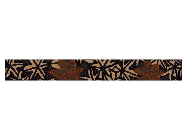 Płytka ścienna Artable Brown listwa drukowana 4,8x40 Paradyż