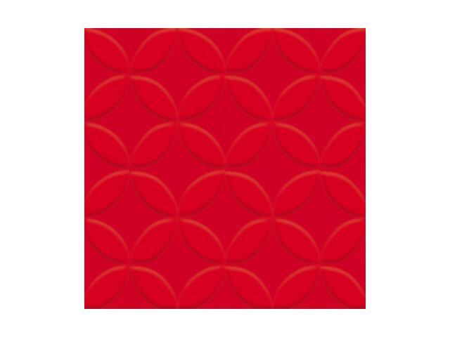 Płytka ścienna Ton Rosa struktura A 9,8x9,8 Paradyż