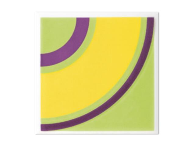 Płytka ścienna Oxicer inserto Color C 9,8x9,8 Paradyż
