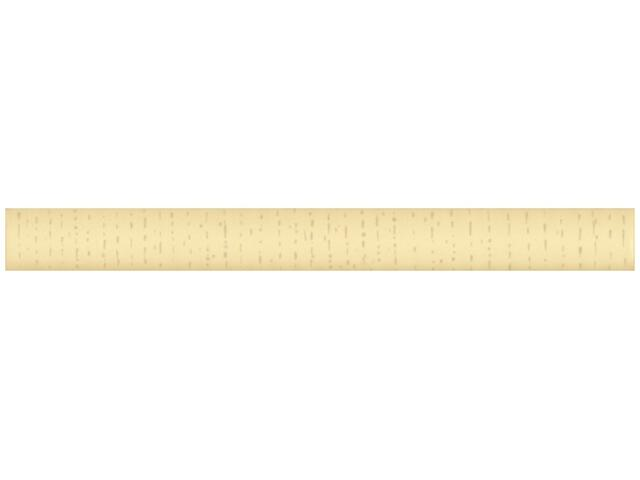 Płytka ścienna Stokrotka Giallo cygaro 2,5x25 Kwadro