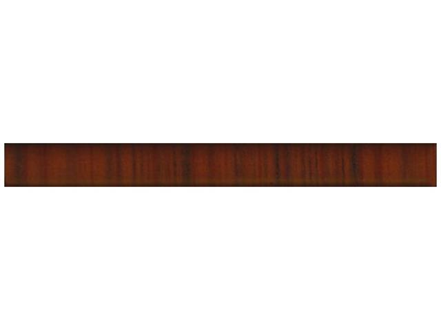 Płytka ścienna Piwonia Brown cygaro 2,5x25 Kwadro