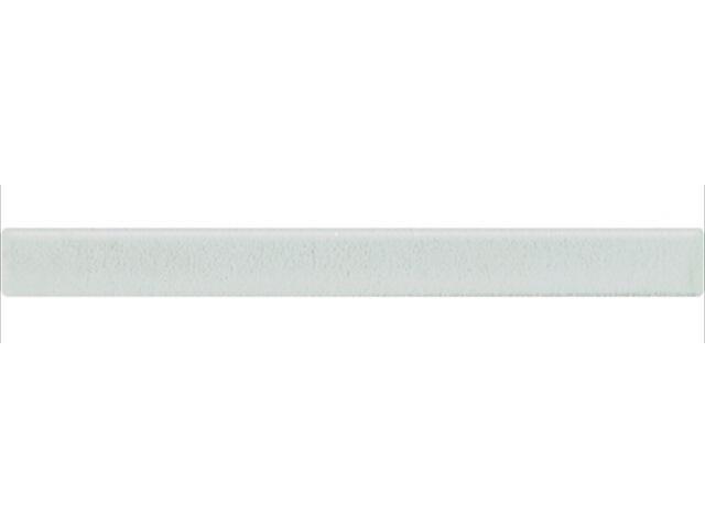 Płytka ścienna Tirani Silver listwa szklana 3x25 Kwadro