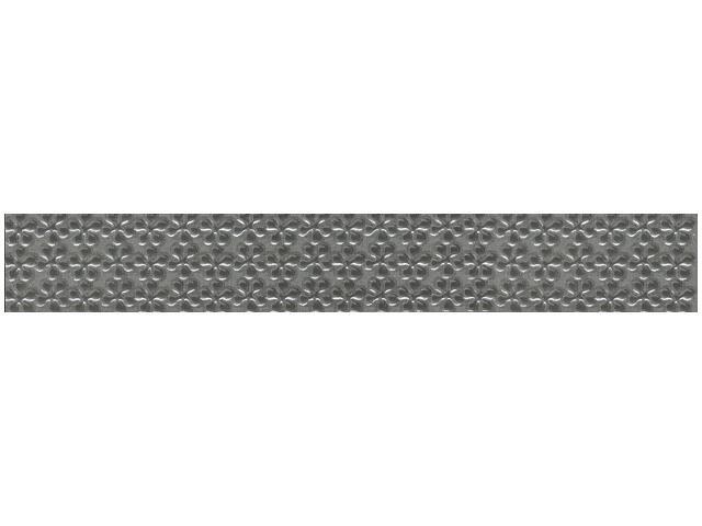 Płytka ścienna Firletka Nero listwa 4,8x33,3 Kwadro
