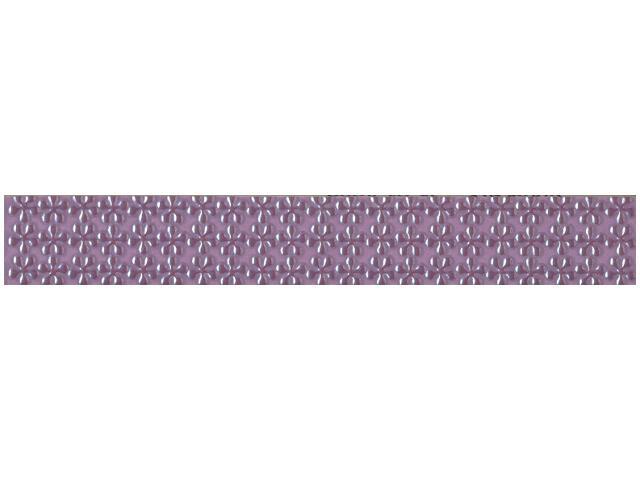 Płytka ścienna Firletka Viola listwa 4,8x33,3 Kwadro