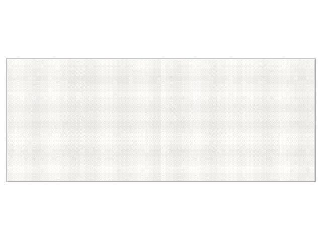 Płytka ścienna Fusion biała 20x50