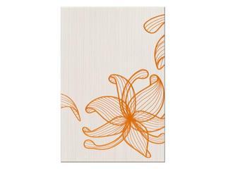 Płytka ścienna centro Lorena orange flower a 30x45 Opoczno