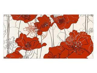 Płytka ścienna centro Infinita krem flower b 29x59,3