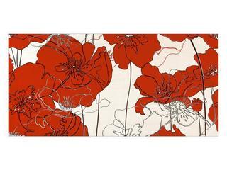 Płytka ścienna centro Infinita krem flower a 29x59,3 Opoczno
