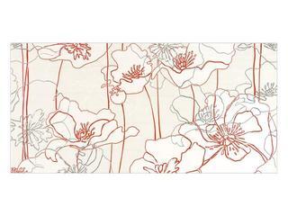 Płytka ścienna centro Infinita krem flower line b 29x59,3 Opoczno