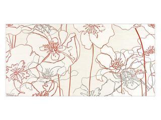 Płytka ścienna centro Infinita krem flower line a 29x59,3 Opoczno
