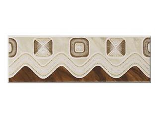 Płytka ścienna samba brąz 22,5x7,5