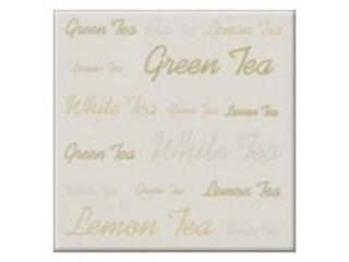 Płytka ścienna centro Aplauz tea biały 10x10 Opoczno