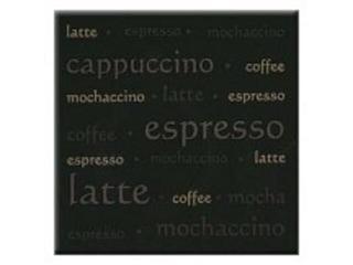 Płytka ścienna centro Aplauz espresso czarny 10x10 Opoczno