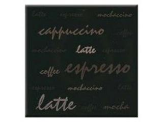 Płytka ścienna centro Aplauz espresso brązowy 10x10 Opoczno