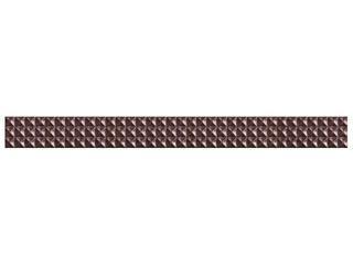 Płytka ścienna Jazz fiolet geo 59,3x5,4 Opoczno