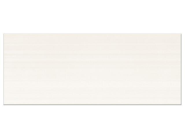 Płytka ścienna Organza biała 20x50
