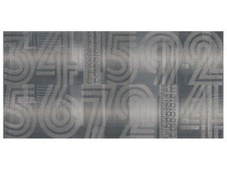 Płytka ścienna centro Jazz szary cyfry 29x59,3