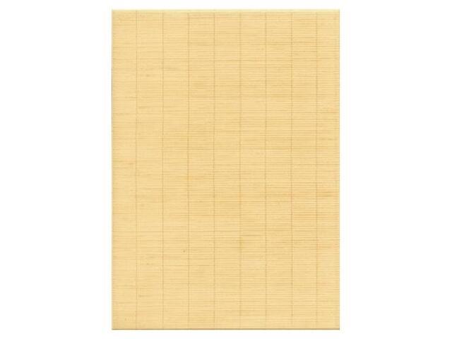 Płytka ścienna Matta żółta 25x35
