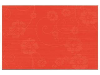 Płytka ścienna Flower 1 czerwień 30x45 Opoczno
