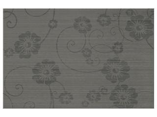 Płytka ścienna Flower 2 grafit 30x45 Opoczno