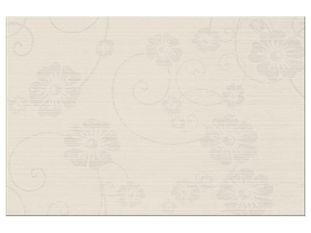 Płytka ścienna Flower 2 krem 30x45
