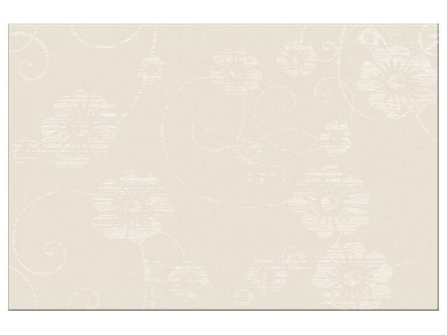 Płytka ścienna Flower 1 krem 30x45