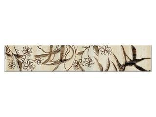Płytka ścienna Aleksandria krem flower 30x5,4